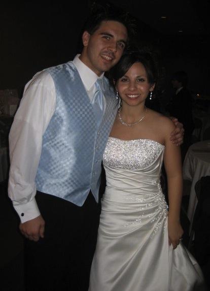 Happy 3 Year Anniversary to My Amazing Wife!