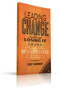 Leading Change Without Losing It 3D shot