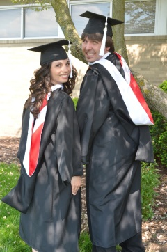 Steve-Yvette-LCU-MA-Graduation-2013