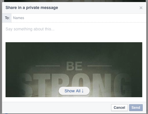 Facebook-Share-within-Messenger